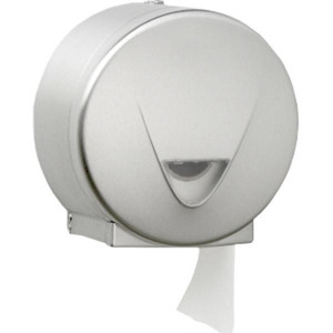 Держатель туалетной бумаги 250 х 145 х 250 мм нерж сталь хром (VR31-NSB)