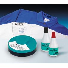 Штемпельная краска Noris 320, 50 мл, на спиртовой основе Ассорти