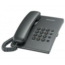 Телефон PANASONIC KX-TS2350UAT (темно-серый корпус)