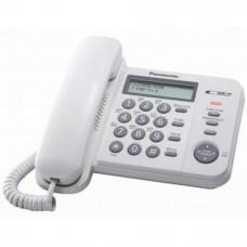 Телефон PANASONIC KX-TS2356UAW (белый корпус)