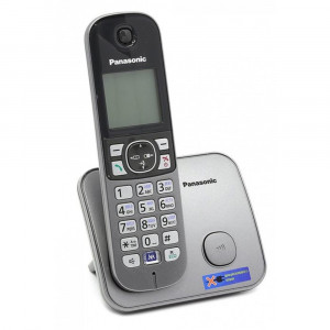 Радиотелефон PANASONIC KX-TG6811UAM (Metallic grey)