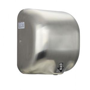 Сушилка для рук ZG (электрическая), нержавеющ.сталь, 295 х 175 х 315 мм, хром (полиров.), (ZG-914)