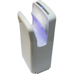 Экспресс-сушилка для рук ZG (электрическая), пластиковая, 300 х 220 х 687 мм, белая (ZG-828)