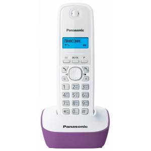 Радиотелефон Panasonic KX-TG1611UAF Violet