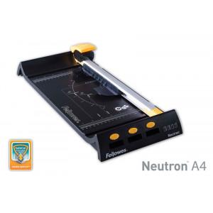 Резак для бумаги роликовый Fellowes Neutron A4 (f.R5410001)