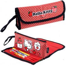 Пенал мягкий 1 отд KITE 653 Hello Kitty