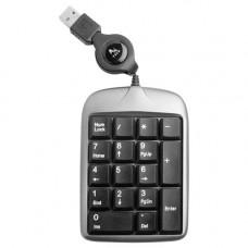 Клавиатура A4Tech TK-5 USB Цифровой блок
