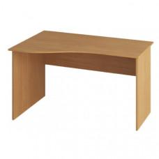 Стол офисный (1300х840/600х750) БЮ109 (БЮ110)