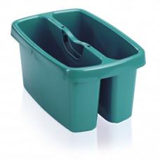 Ведро для уборки 12 л COMBI BOX двухсекционное