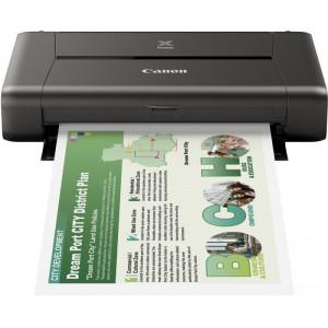 Принтер струйный CANON PIXMA mobile iP110 c Wi-Fi (9596B009)