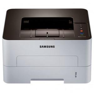 Принтер лазерный Samsung SL-M2020 (SS271B) + USB кабель