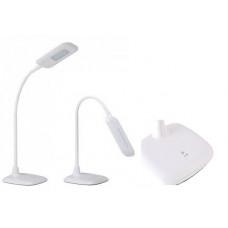 Лампа настольная на подставке Rexel Joy Flex Lamp White (2104406EU)
