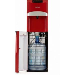 Кулер напольный HotFrost 45A Red (с компрессорным охлаждением)