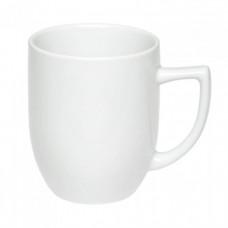 Чашка керамическая АМАНДА, 310 мл, белая