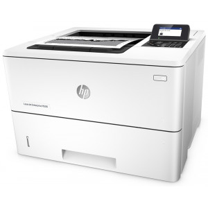 Принтер лазерный HP LaserJet Enterprise M506dn (F2A69A)