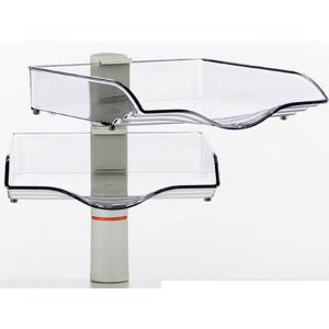 Лоток поворотный Novus CopySwinger II на струбцине