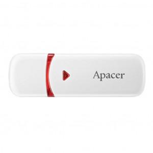 Флешка 16GB Apacer AH333 white USB 2.0 (AP16GAH333W-1)