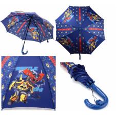 Зонт-трость полуавтомат Kite Transformers, полиэстер (TF17-2001)
