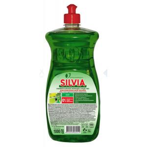 Моющее средство для полов 1000 мл Silvia (полы, стены) (ассорти) без фосфатов и хлора
