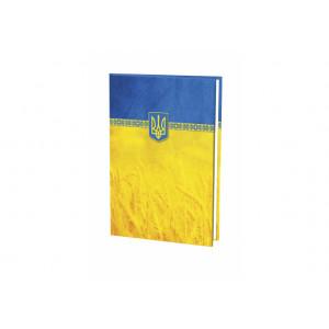 Папка До підпису бумвинил (А4) ECONOMIX Герб Украины (E30901-05)