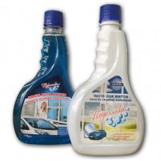 Жидкость для стекла 500 мл запаска Подолянка