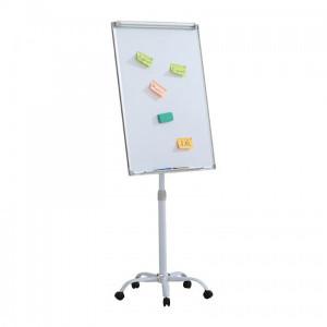 Флипчарт-доска сухо-магнитная, мобильная, 65 х 100 см, Ukrboards Mobile