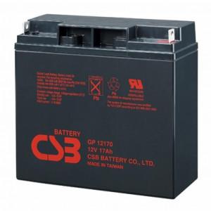 Аккумулятор для ИБП  CSB 12В 17 Ач (GP12170B1/ В3)
