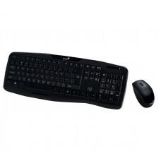 Комплект (мышь+клавиатура) Genius KB-8000X Black UKR (31340005108)