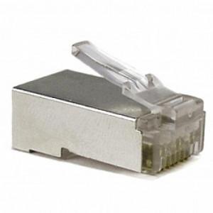 Коннектор RJ45 cat.5e FTP 100 шт DIGITUS (A-MO8/8SRS)