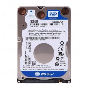 "Жесткий диск для ноутбука 2.5 ""500GB Western Digital (WD5000LPCX)"
