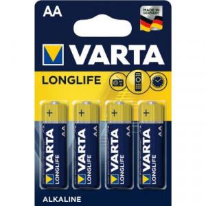 Батарейка AA LR06 VARTA LongLife (пальчик)