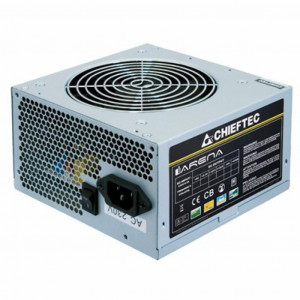 Блок питания Chieftec GPA-500S8, ATX 2.3, APFC, 12cm fan