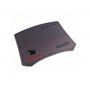 Коврик для мыши тканевый 250 х 300 мм HUNTER WILD WOLF, 2 мм, Grey (6561)