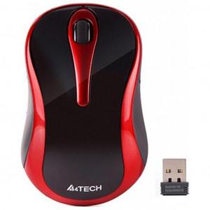 Мышь A4tech G3-280N Black-Red