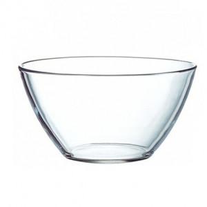 Салатник стеклянный гладкий 750 мл (9с1425 ОСЗ)
