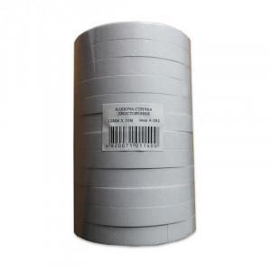 Скотч 2сторон 12 мм х 10 м 4Office (бумаж основа) (4-382)