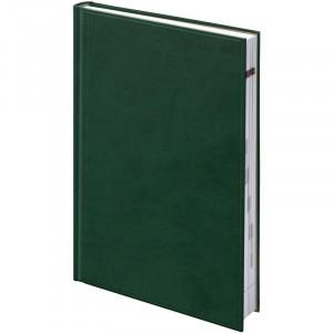 Ежедневник недатированный А5 BRUNNEN Агенда Torino, зеленый (73-796 38 50)
