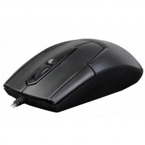 Мышь A4tech N-301 USB Black