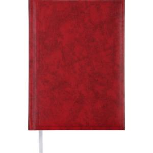 Ежедневник недатированный А5 BuroMax BASE(Miradur) красный 288 стр (BM.2008-05)