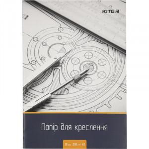 Папка для черчения (А3) 200 г/м2 10 л KITE (K18-270)