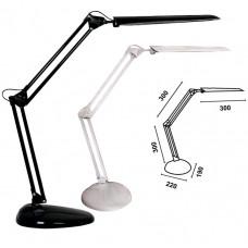 Лампа настольная на подставке Ultralight DSL051 black (9Вт, LED, 4100К)