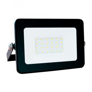 Прожектор светодиодный Ultralight SPG 20, Slim, 6400K, IP65, черный