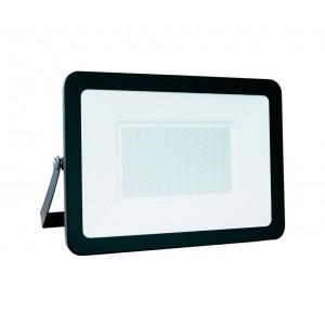 Прожектор светодиодный Ultralight SPG 100, Slim, 6400K, IP65, черный