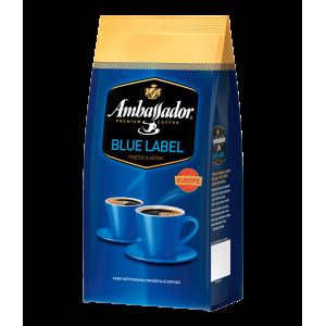Кофе в зернах Ambassador Blue Label, 1000 гр