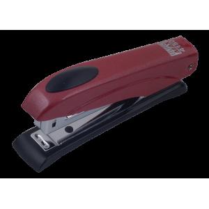 Степлер метал на 12 л BuroMax (скобы №10/5) красный (BM.4150-05)
