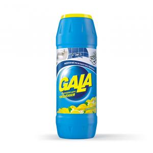 Чистящий порошок 500 гр GALA (ассорти)