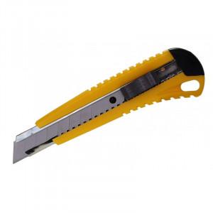 Нож канцелярский большой с мет. направл. SCHOLZ 18 мм (SOZ 4502)