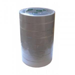 Скотч 2сторон 12 мм х 20 м 4Office (бумаж основа) (4-383)