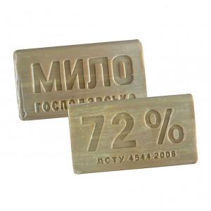 Мыло хозяйственное 200 гр 72% ДСТУ4544:2006 Органик