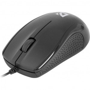 Мышь Defender Optimum MB-160 Black USB (52160)